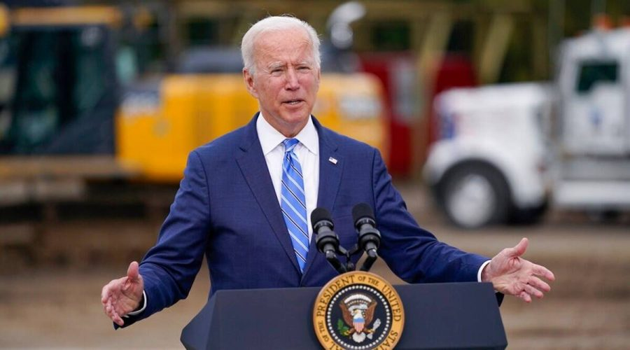 Biden said on Tuesday that it was real possibility that Democrats might use their current razor-thin majority to drop the Senates filibuster Link rule, which requires 60 of the chambers 100 members to agree to pass most legislation.